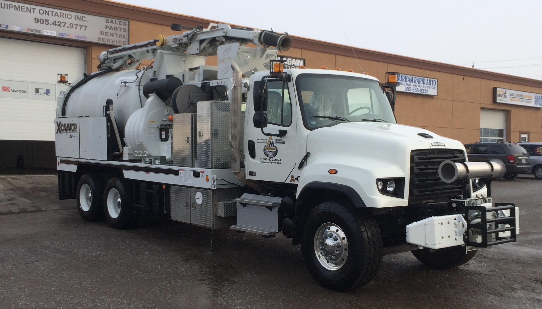 C M  Equipment Ontario Inc  » Hydro-Excavation